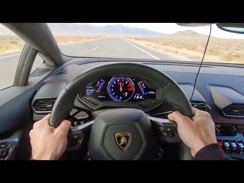 Can I Break 200 MPH w/ Ski Box on Supercharged Lamborghini?