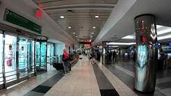 ⁴ᴷ⁶⁰ Walking NYC (Narrated) : LaGuardia Airport Central Terminal B (July 21, 2019)