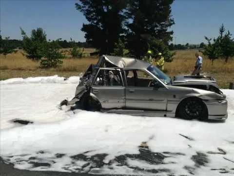 Summernats Car Accident