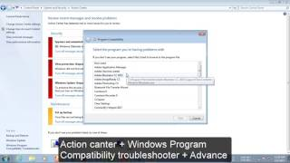 How To Solve Compatibility Problems in Windows 7