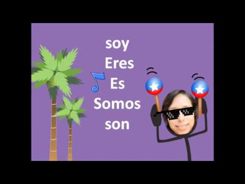 Verb Ser - Conjugation Song