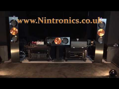 Arcam P49 Ed Sheeran Live Recording Amplifier Review + Kef Isotek Meridian P 49