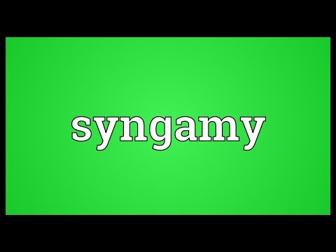 Header of syngamy