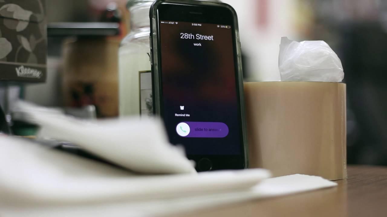 Capcom Ringtone on iPhone 6s