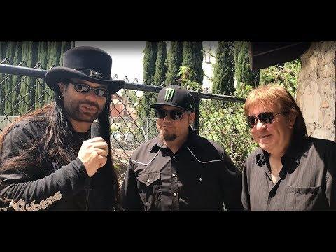 Tim 'Ripper' Owens ( x Judas Priest) & Simon Wright (x AC/DC) interview By Neil Turbin