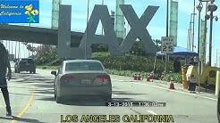 Las Vegas NV to Los Angeles CA HD 2015
