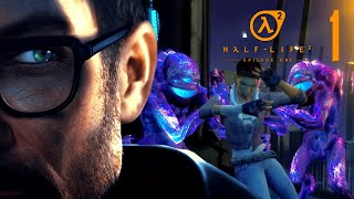 We ARE Coterminous!! | HALF-LIFE 2: EPISODE ONE | Part 1