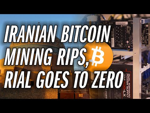 Iran's Economy In BIG Trouble, As Local Currency Inflates To Zero & Bitcoin Mining Surges