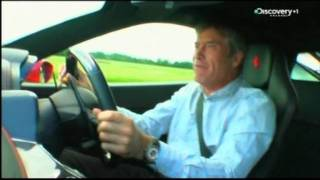 Fifth Gear - McLaren Mp4 vs Ferrari 458 Italia (Italiano)