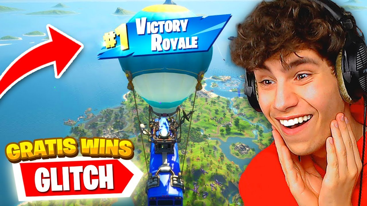 *NIEUWE* Fortnite GLITCHES! (GRATIS WINS)
