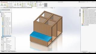 SOLIDWORKS in the furniture design industry