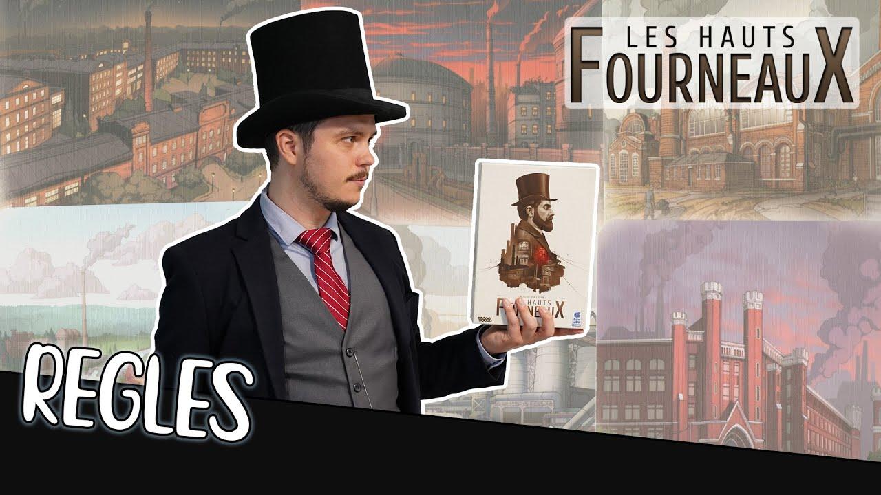 Download Les hauts fourneaux - Présentation, Règles et Avis