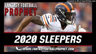 Top 5 Sleepers of 2020 - Fantasy Football