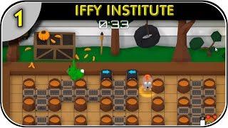01 = IFFY INSTITUTE == Multiplayer (online) w klimatach starego Bombermana/DynaBlaster/MasterBlaster