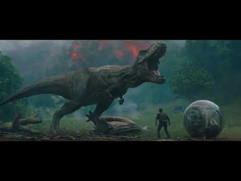 Hdwon TV JURASSIC WORLD 2 Official Trailer 2018 Chris Pratt Action Movie