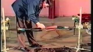 видео Кабельные линии электропередач
