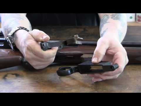 FN Commercial Mauser 98 Rifle in 30-06 over view and shooting