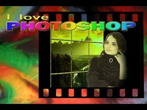 Photoshop tutorial italiano - Ritratto con sfondo ricreato. Parte 2