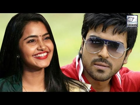 Anupama Parameshwaran To Star In A Ram Charan Movie