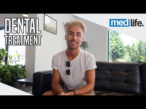 Nathan's Medical Journey in Turkey | Dental Treatment