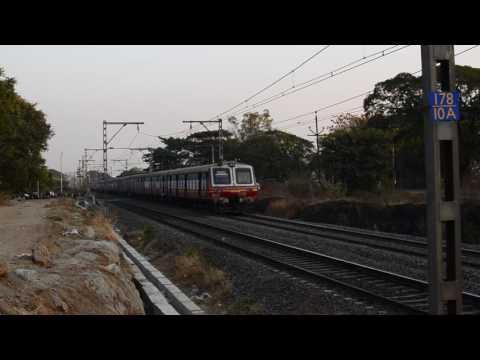 Pune - Lonavala local train