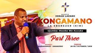 Gambar cover Mwaka Wa Kuvuka - Part 3 ( Kongamano La Ebenezer KIM )