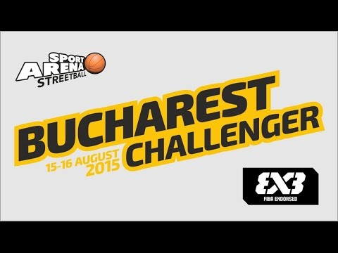 Bucharest Challenger 2015 - DAY 1