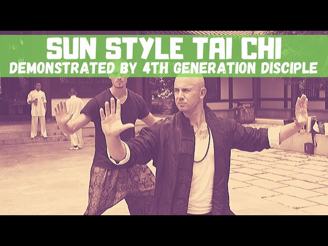 Sun Style Tai Chi