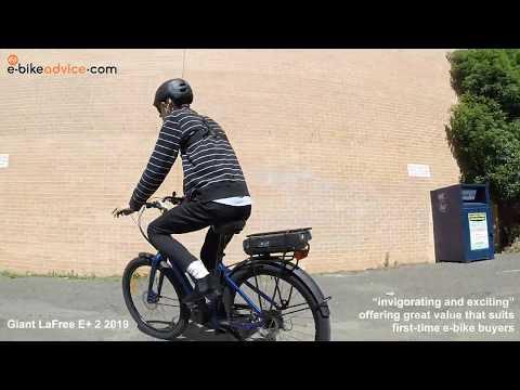 Giant LaFree E+ 2 2019 Walk Around Review