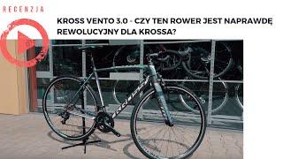 Kross Vento 3.0 - czy ten rower jest naprawdę rewolucyjny dla Krossa?