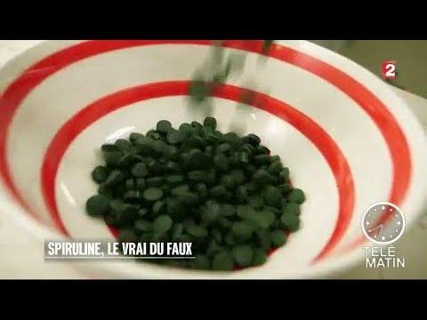 Acheter Spiruline En Pharmacie : Pas cher - Comprimés - Bienfaits | Quels sont les effets secondaires ?