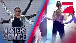 Michael Jackson vs. Britney Spears - Toxic: Wer gewinnt das Battle?   Masters of Dance   ProSieben