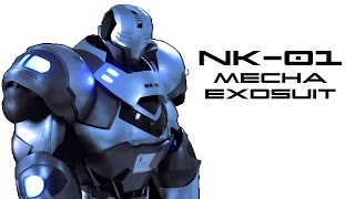 NK 01 - Prototype Mecha Exosuit - Behold The Future