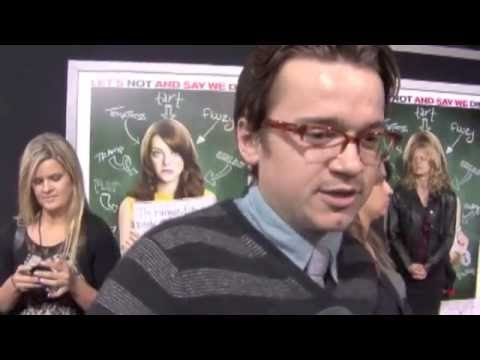 Dan Byrd Interview - Easy A And Cougar Town