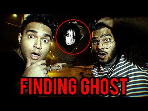 Finding Ghost At Haunted Flyover | Ankur Kashyap Vlogs