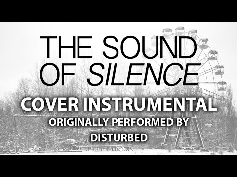The Sound of Silence (Cover Instrumental) [In the Style of Disturbed]
