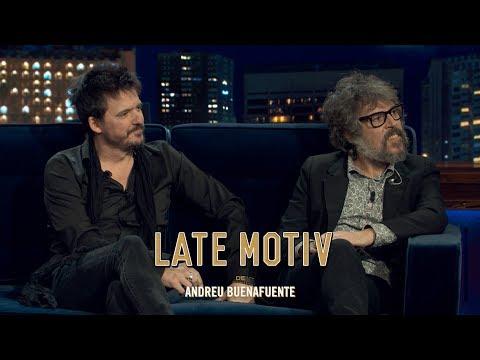 LATE MOTIV - Coque Malla e Iván Ferreiro.