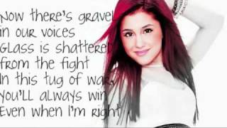 Ariana Grande -Love The Way You Lie