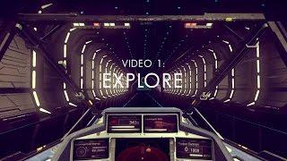 No Mans Sky | Pillar Trailer 1 - Explore