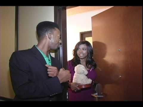Motown Maurice visits Bern Nadette Stanis
