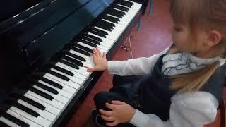 Софт Моцарт, 2-ой год обучения Анисья, 7 лет