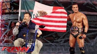 Colter and Del Rio explains why the U.K. could never be part of MexAmerica: Raw, Nov. 9, 2015