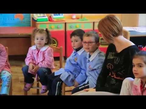 22 Dicembre 2014 I Bambini Della Scuola Dellinfanzia Di Porossan