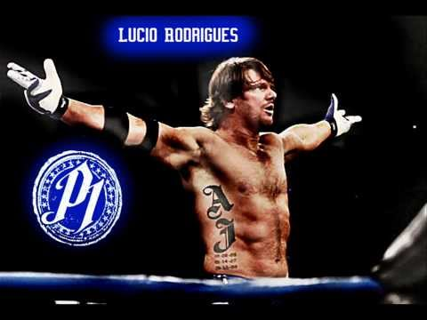 AJ Styles Theme Song Custom Get ready to change my evil ways Entrance Hardcore Justice 2013