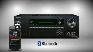 onkyo tx sr444 7 1 channel a v receiver