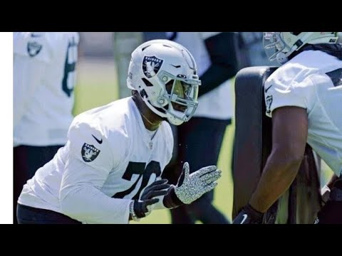 Raiders Top Draft Picks Continue To Impress In Camp- By Eric Pangilinan