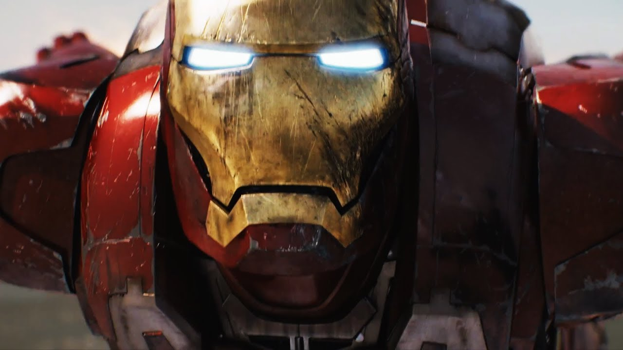 Los vengadores trailer final espa ol latino full hd for Maison d iron man