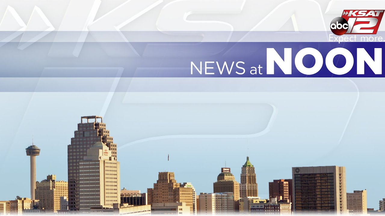 KSAT 12 News at Noon : Sep 02, 2020