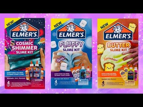 NEW Elmer's Slime