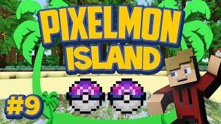 Pixelmon Island Special Mini-Series! Episode 9 - TWO MASTERBALLS...SO OP